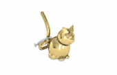 UMBRA ZOOLA CAT RING HOLDER BRASS 299212-104