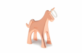 UMBRA ANIGRAM UNICORN RING HOLDER COPPER 1012672-880 STOJAK NA BIŻUTERIĘ